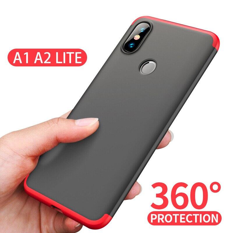 Funda protectora mate de 360 grados de lujo para Remi 4X5 6 6A Pro Plus a prueba de golpes para Remi S2 Note 4 4X5 6 7 5A pro plus prime