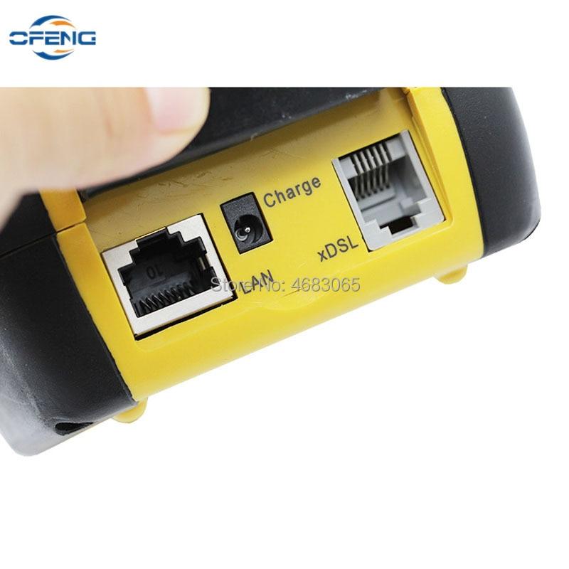 ST332B VDSL Tester para xDSL prueba de línea y mantenimiento (ADSL/ADSL2/ADSL2 +/VDSL2/READSL) instalación y mantenimiento de la herramienta