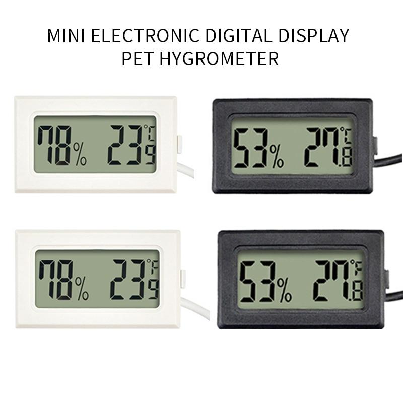 Embedded Digital Hygrometer Humidity Gauge Monitor Digital Thermometer Humidity Electronic Instrumen
