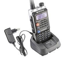 Baofeng-BF-UVB2PLUS Talkie-walkie dmr 10W VHF/UHF Double Bande 136-174/400-520MHZ Bidirectionnel Radio FM рации Talkie-walkie рация баофенг