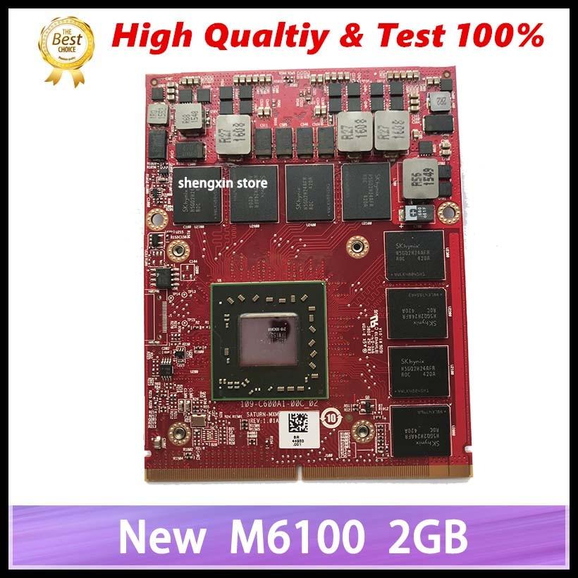 جديد لديل الدقة M6800 M6600 M15X فاير M6100 بطائق جرافيك الفيديو K5WCN 0K5WCN CN-0K5WCN اختبار بالكامل