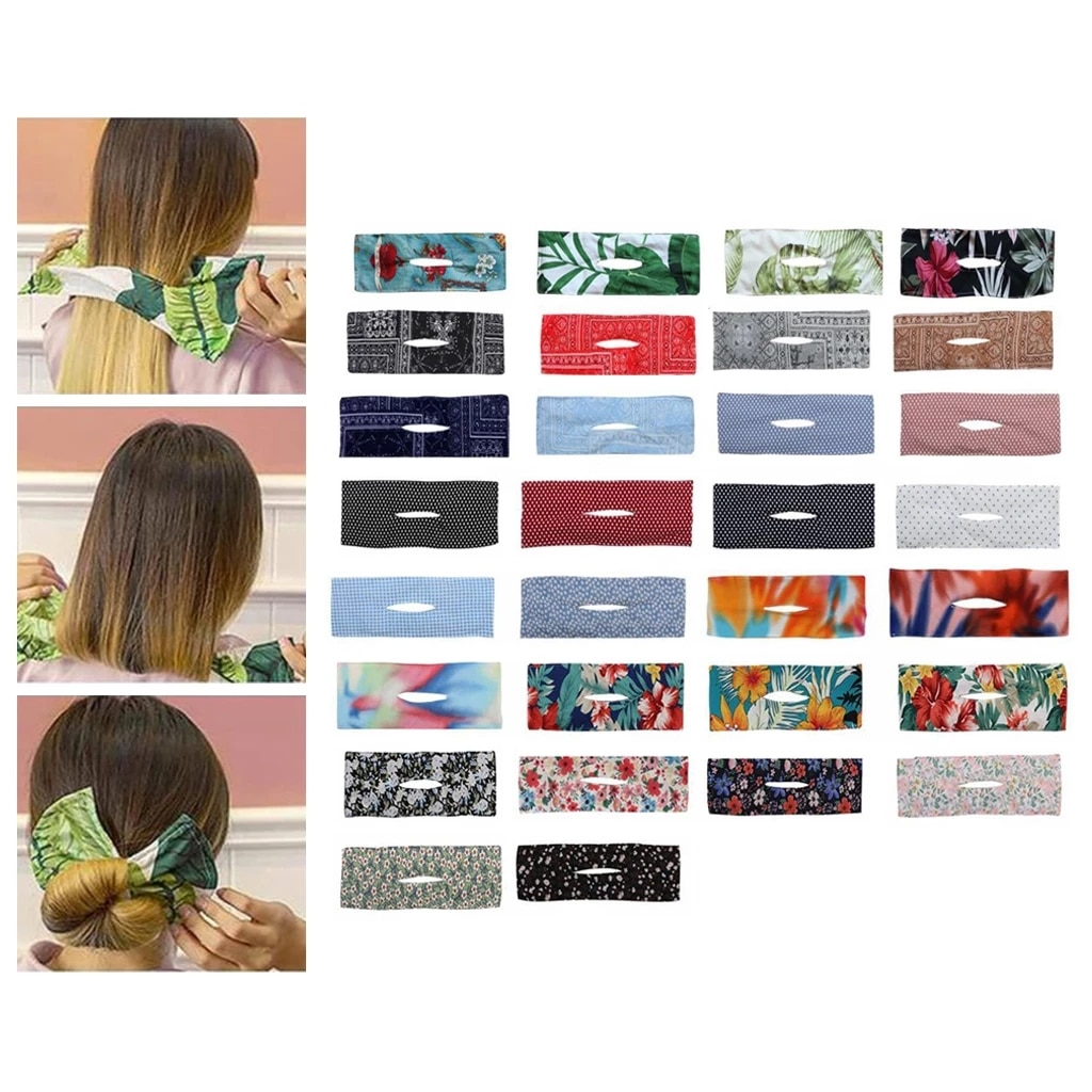Deft Bun 2021 New Type Hair Braiding Tool Hair Twist Braider Easy Use DIY Accessories Salon Women Br
