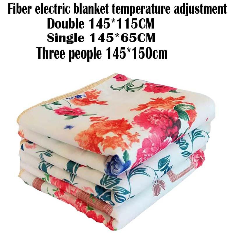 Manta térmica eléctrica con calefacción, Manta caliente de 220v, Manta de recepción...