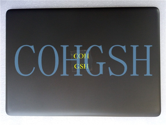 Nuevo Original Rear Display cubierta trasera Lcd Cover Shell Asamblea negro para HP 240 245 G7 L44056-001