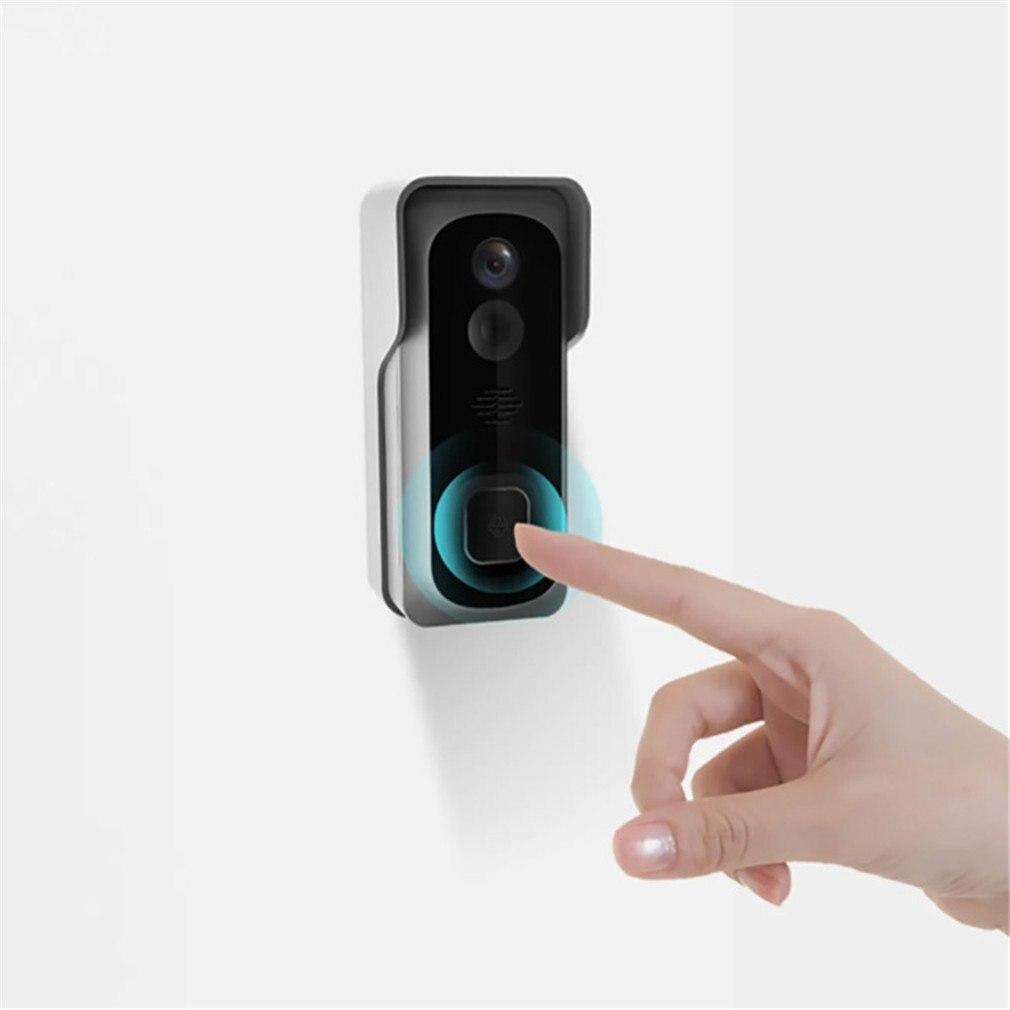 WiFi Doorbell Camera Waterproof 1080P HD Video Door Bell Motion Detector Smart Wireless Doorbell with Camera Night Vision enlarge