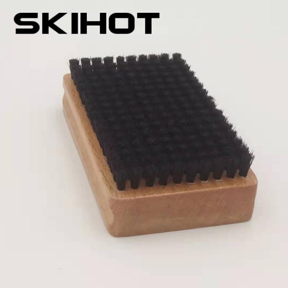 SKIHOT snowboard wachs/wachs pinsel