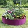 סגול שקיות שתילת תפוחי אדמה תות תיקי המטע ירקות לגדול מיכל שקיות בד צמחים סירים מחזיק אספקת גן #35