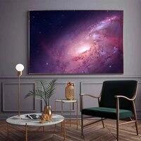 Peinture a lhuile de paysage  couleur tourbillon  trou noir  toile dart  salon  couloir  bureau  decoration murale de la maison