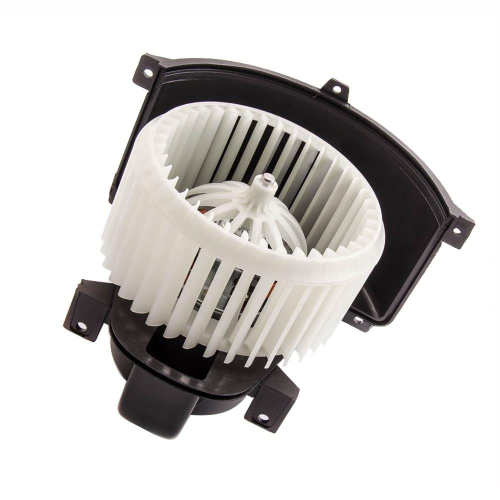 Motor de ventilador delantero y jaula para Audi Q7 Touareg Porsche Cayenne 7L0820021Q