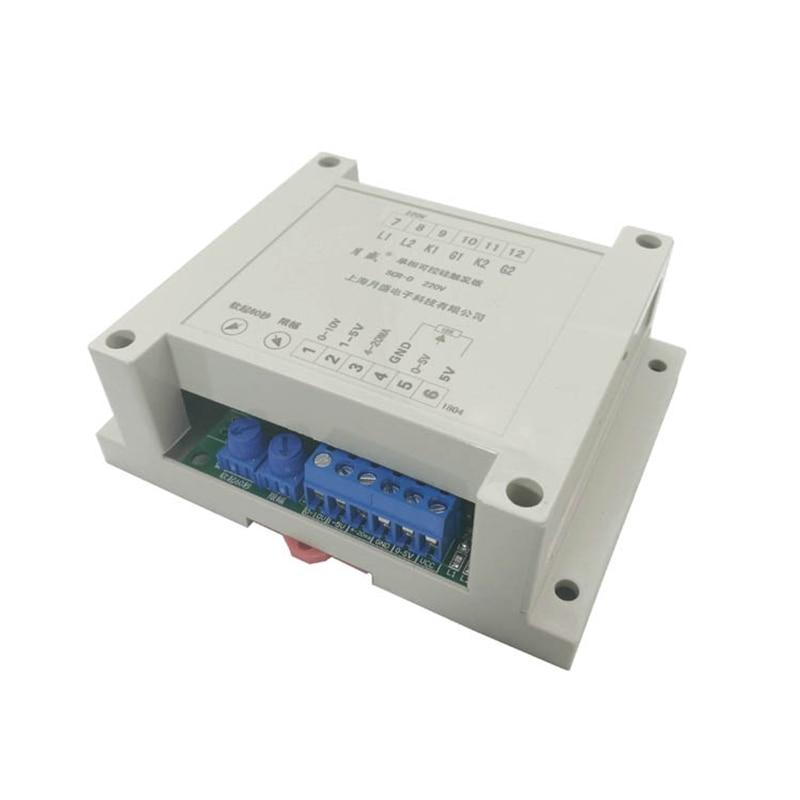 منظم لوحة زناد للترانزستور أحادي الطور ، متوافق مع مقياس الجهد 4-20MA10K ثنائي الاتجاه