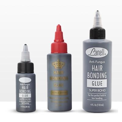 1 Bottle 1/2/4oz Hair Bonding Glue Super Bonding Liquid Glue For Weaving Weft Wig Hair Extensions Pr