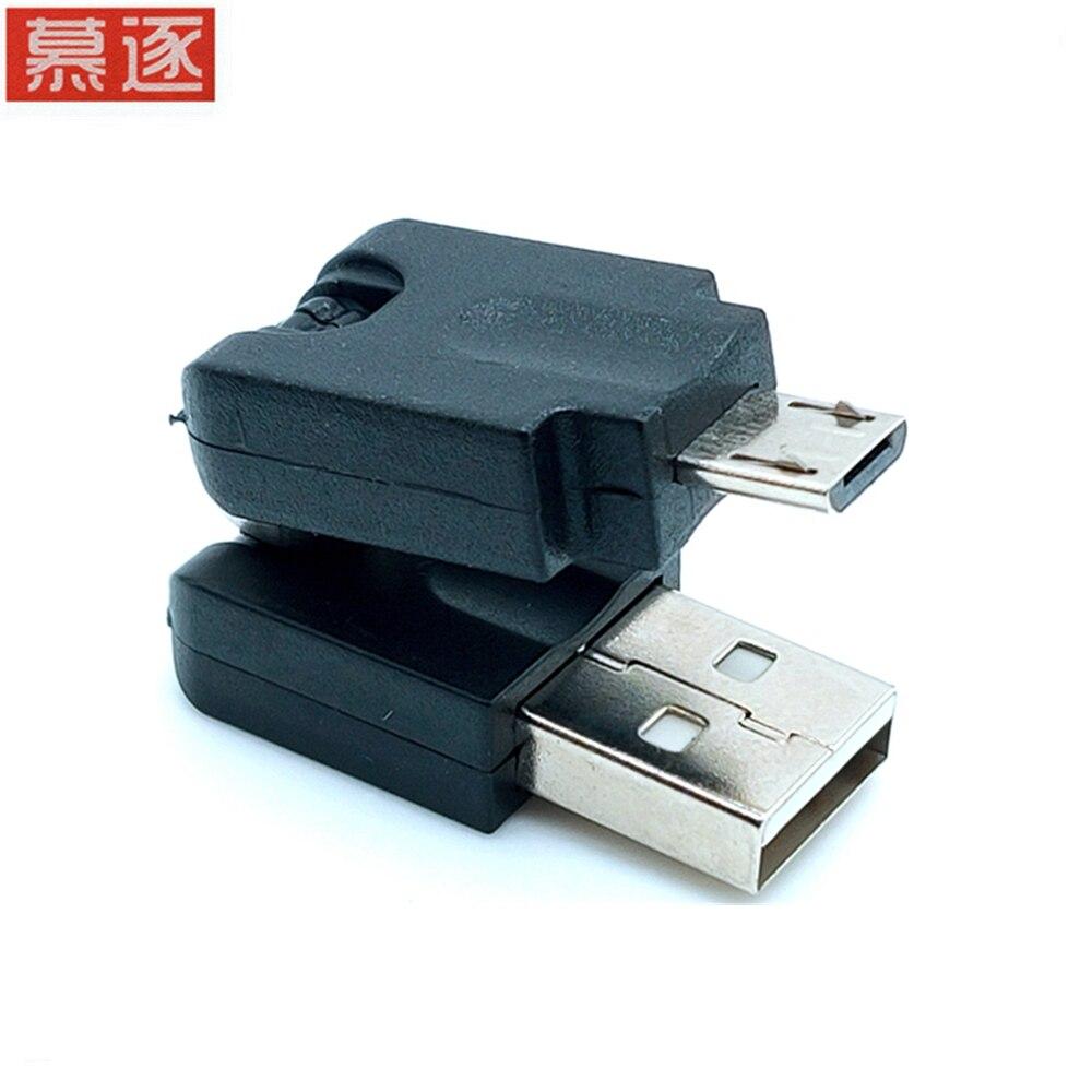 ¡Novedad! MICRO USB 2,0 macho a USB macho, adaptador de cable de...