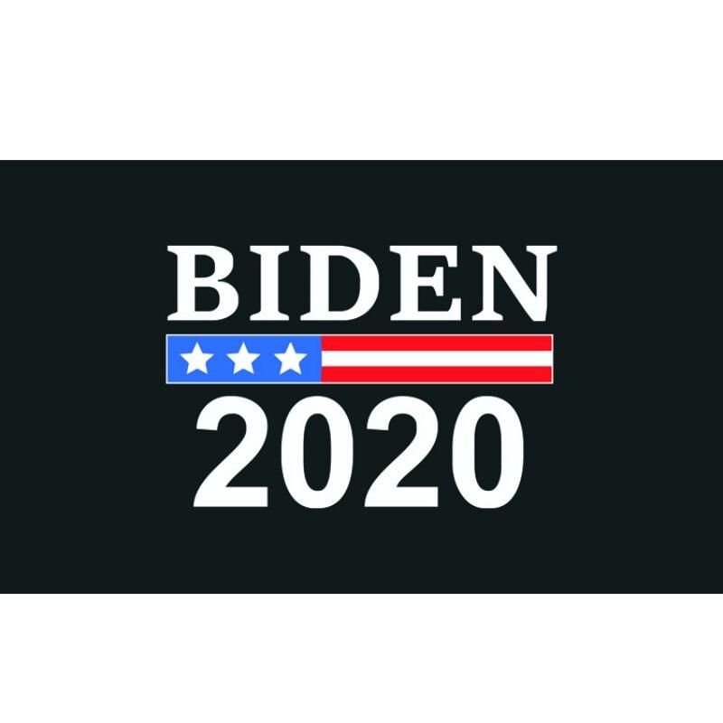 Outdoor Club żywy kolor Joe Biden 2020 flaga dla prezydenta 90x150cm 3x5FT transparent poliestrowy sport kryty cyfrowy drukowany