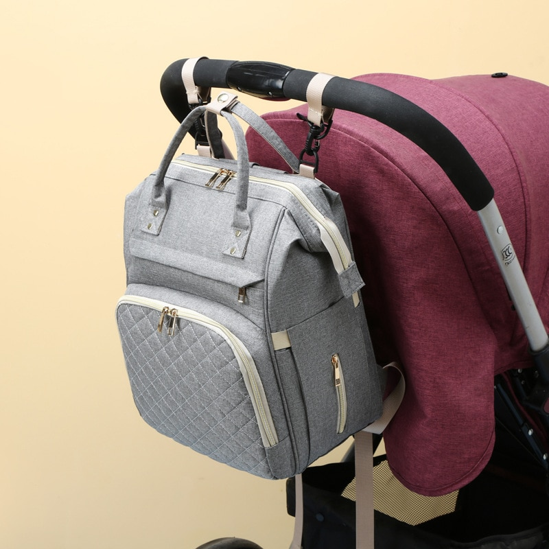 Maternity Diaper Bags Large Capacity Mummy Nappy Bags Mother Waterproof Backpack Travel Baby Nursing Bag Care Shoulder Bag