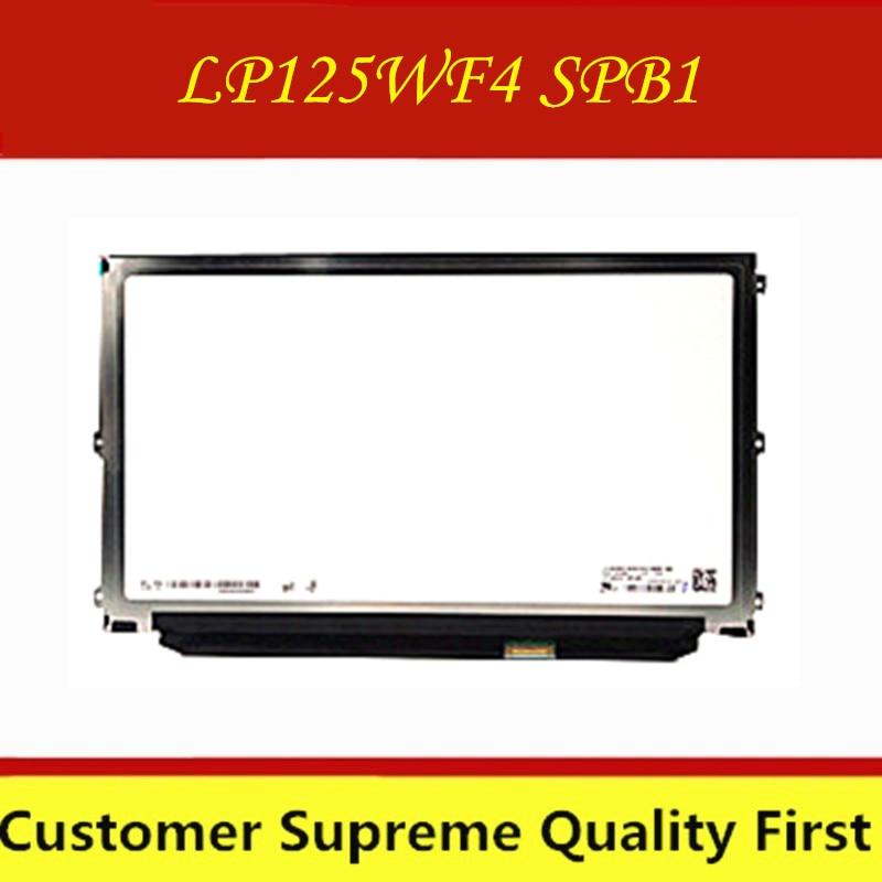 Freies verschiffen LP125WF4 SPB1 LP125WF4-SPB1 (SP)(B1) LP125WF4 SPB1 12,5 inch IPS screen EDP 1920*1080 30 PIN