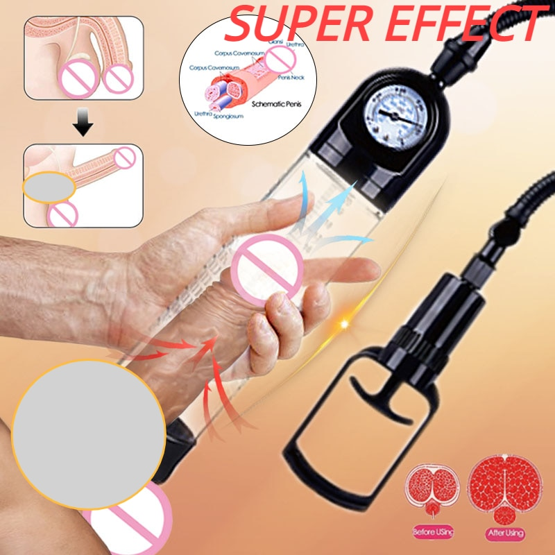 electric penis pump sex toy for adult penis extender penis pump enlarger for man male masturbator delay lasting trainer sex shop Penis Pump Dick Enlargement Penis Extender Male Masturbator Sex Shop Penile Enlarger Vacuum Pump Sex Toy For Men Adult Sexy Toys
