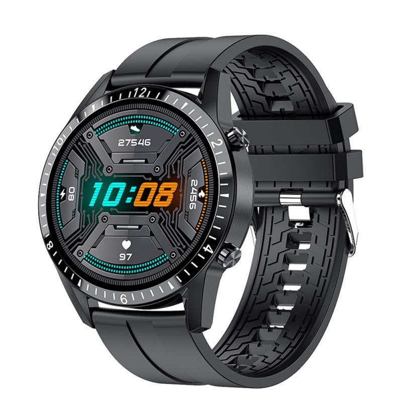 جديد ساعة ذكية تعمل باللمس الرياضة اللياقة البدنية ساعة IP67 مقاوم للماء بلوتوث متوافق 4.0 الفرقة الذكية لنظام أندرويد Ios Smartwatch