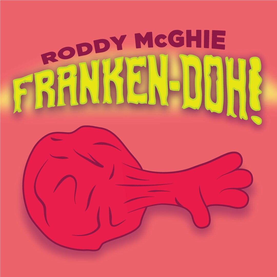 Trucos de magia franken-doh de Roddy McGhie
