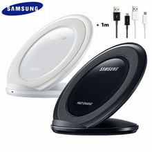 Original Samsung fast charging wireless charger stand For Galaxy s21/s20 ultra s10/S9/S8 plus NOTE 2