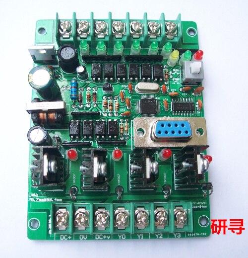 Placa de Control Industrial PLC, microcontrolador, placa de Control, controlador programable, Contactor de válvula solenoide, FX1N-10MT-S especial