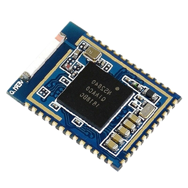 Waveshare NRF52840 بلوتوث 5.0 وحدة اتصالات متوافق مع NRF52/NRF51/NRF24L/NRF24AP