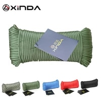 xinda catch rope mountaineering outdoor auxiliary line 9 core life saving rope equipment safety rope 31 meters