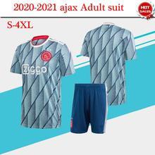 S-4XL 2020 2021 ajaxis koszulka piłkarska ajaxis zestaw NERES TADIC HUNTELAAR DE LIGT VEN DE BEEK młodzieżowa koszulka piłkarska