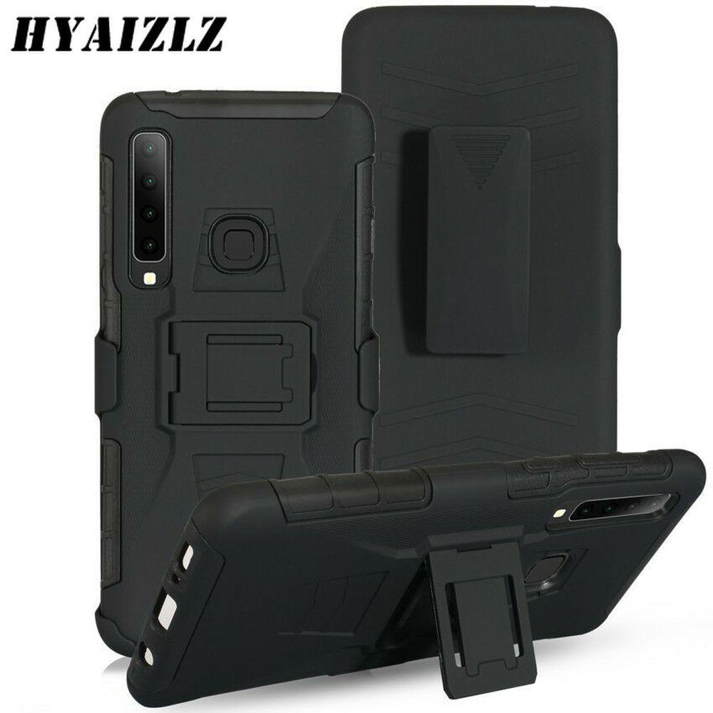Nova 5T Telefoon Geval Voor Huawei Mate 30 Pro 20 Lite Y9 Y7 P30 Y6 Cover Heavy Duty Beschermende riemclip Armor Gevallen Honor 20 Coque