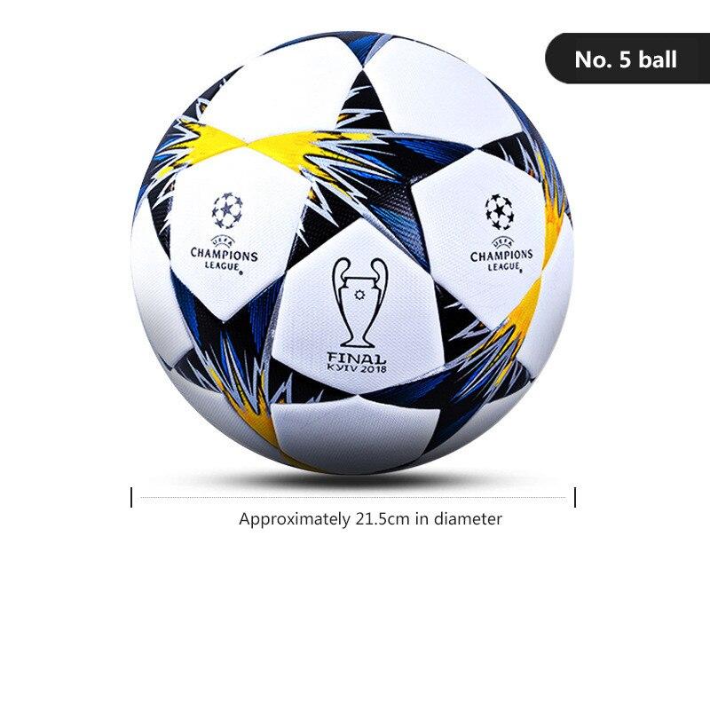 Стандартное тренировочное устройство, развлечение и мировой №, футбольная игра для взрослых 5, уличный мощный мяч, более быстрая франшиза