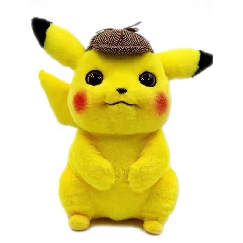 28cm juguetes de peluche de Pikachu para niños 2019 regalos de Navidad para niños juguetes de peluche para dormir muñeca de juguete para niños