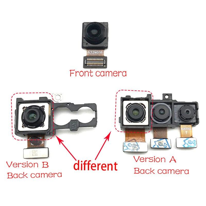 Achteruitrijcamera Voor Huawei P30 Lite / Nova 4E Terug Facing Flex Kabel Reparatie Onderdelen