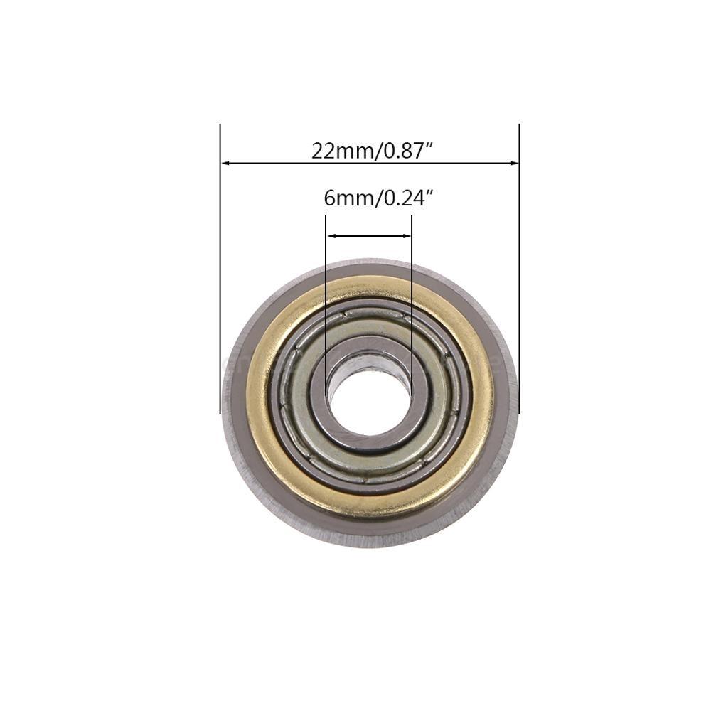 Vervanging roterend lagerwiel voor snijmachine handmatige - Bouwgereedschap - Foto 6