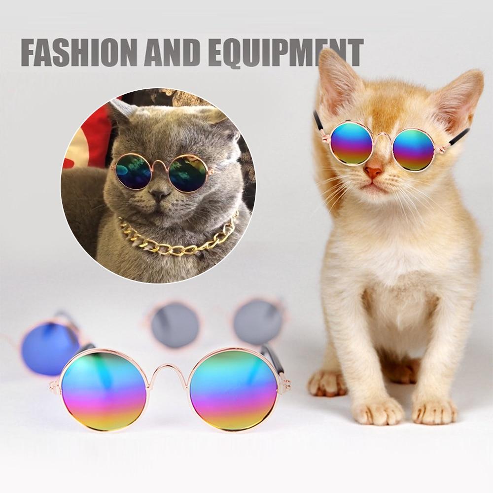 1pc produk haiwan peliharaan kucing peliharaan yang indah gelas - Produk haiwan peliharaan - Foto 3