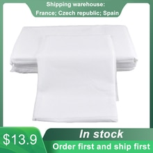 100PCS Disposable Massage Table Sheet Spa Bed Sheets Waterproof Thick Bed Cover For Beauty Salon Mas
