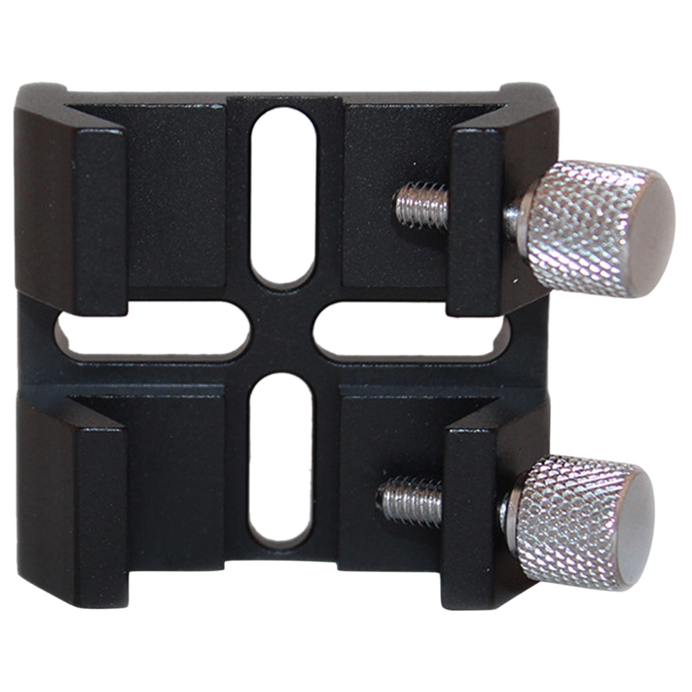 new telescope finder guider tube rings with dovetail mounting plate dia 60mm Universal Dovetail Slot Star Finder Base Replacement for Finding Scope Mount Astronomical Telescope Accessories