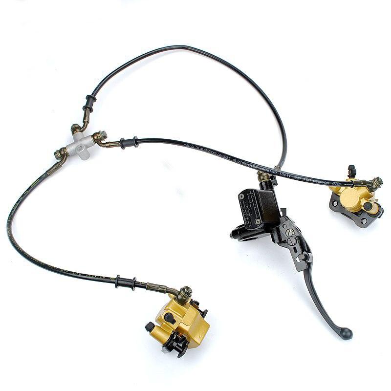 موتو الجبهة الفرامل الهيدروليكية أسطوانة رئيسية الفرجار ل حفرة الترابية دراجة ديرتبيك 50Cc 70Cc 90Cc 110Cc 125Cc ATV