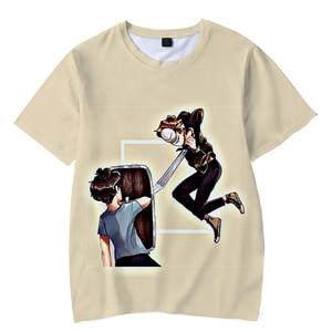 Fashion DreamWasTaken T-shirt Boy girl T shirt Summer Short Sleeve Men women DreamWasTaken Tops Dream Harajuku kids Clothes