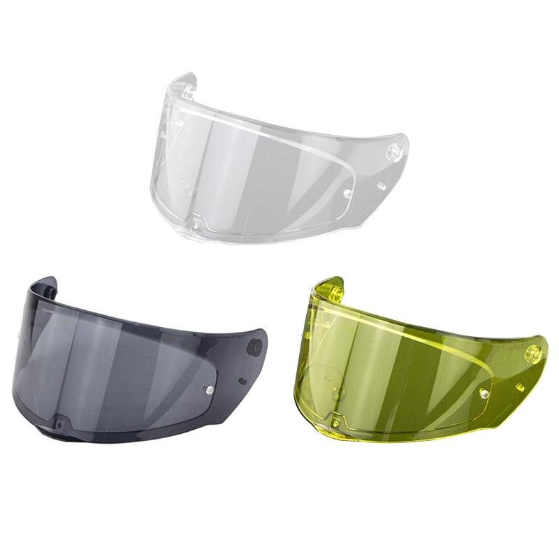 Motorcycle Helmet Visor Lens Full Face UV protection Sunscreen for FF320 FF328 FF353 Helmet Accessories