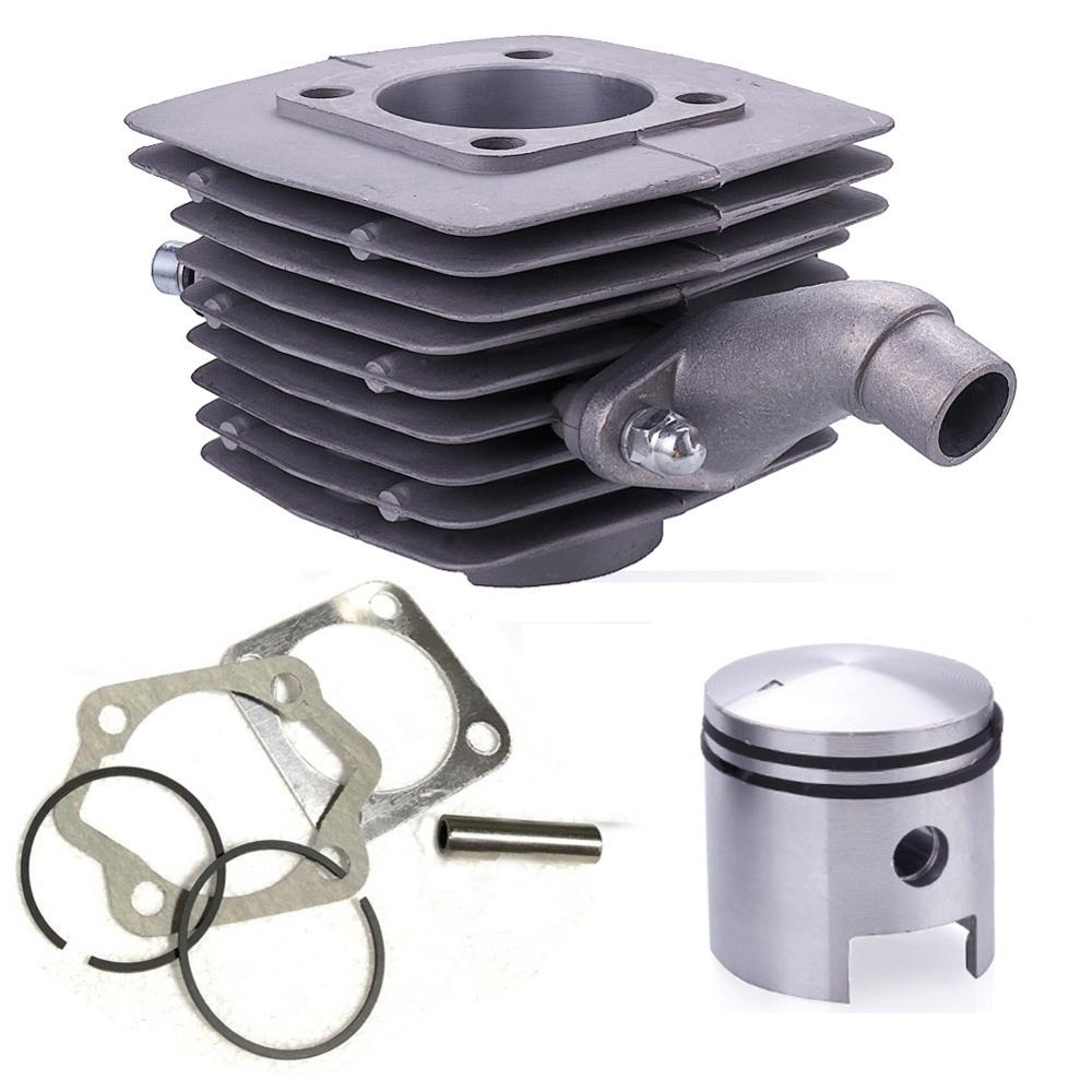 80cc Engine Motor Cylinder Piston Pin Set 40mm Fit For Motorized Bicycle Bike Motor enlarge