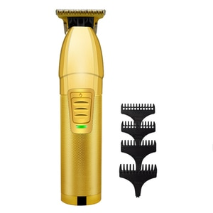 Electric Hair Clippers USB Rechargeable Barber Cordless Men Electric Push Shears Hair Trimmer Haircut Tool