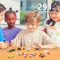 moc christmas ornaments decoration series building blocks creativity toys diy pendants childrens toys christmas gifts