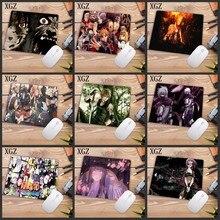 XGZ Naruto tapis de souris Anime haute qualité lavable Gamer ordinateur clavier tapis de souris PC jeu meilleur Cool taille 22X18CM tapis de souris