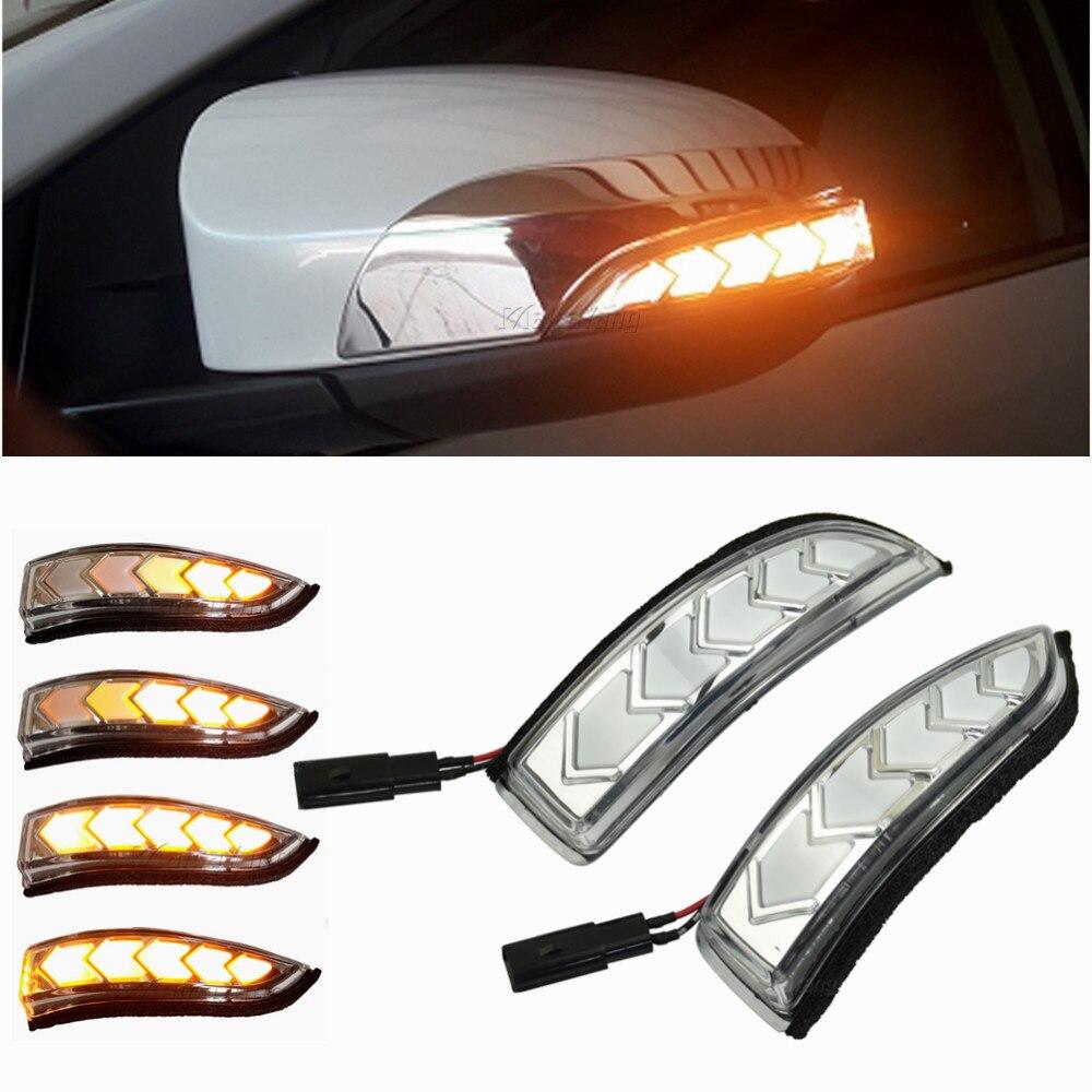 LED Dynamische Blinker Blinker Seite Spiegel Licht Für Toyota Altis Corolla 2014-2017 Vios Yaris 2014-2018 auris Avalon 2013-2018