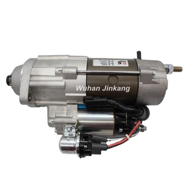 5398095 6Bt Truck Engine Part 24V Solenoid Electric Motor Small Dynamo Motor Price enlarge