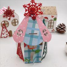 Dom wykrojniki duże rozmiary Scrapbooking dla kartka świąteczna dokonywanie DIY tłoczenie cięcia nowy wzór rzemiosła