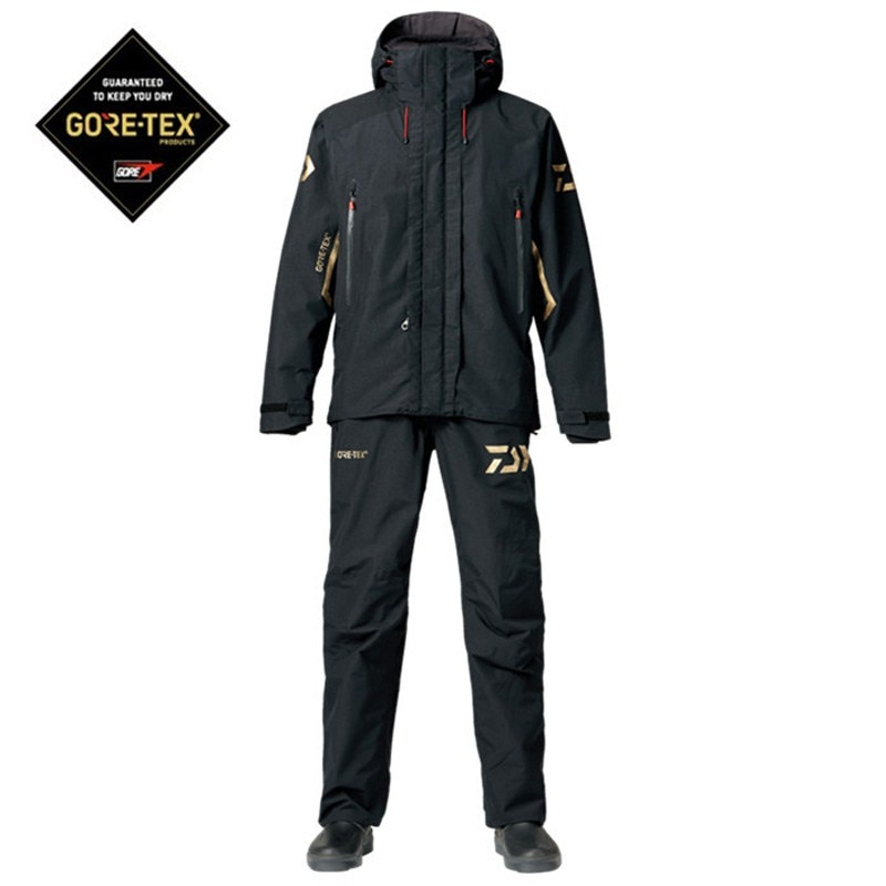 2021 New Daiwa Men Fishing Suit Outdoor Sports winter Waterproof Fishing Clothing Fishing Jacket And Pants Daiwa Fishing Coat