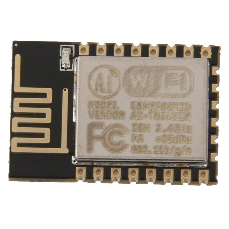 Módulo de control Remoto WLAN, WiFi, ESP8266 ESP-12E