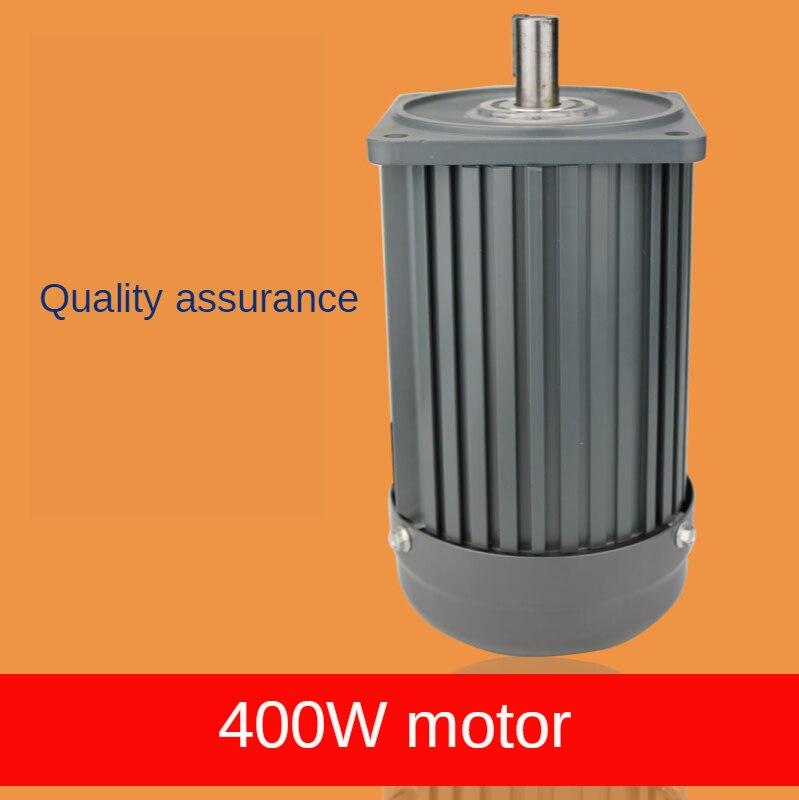 220V 400W 1350RPM عمود الإخراج ، 17 مللي متر AC صغير سرعة المحرك/عزم الدوران: 2050mN.m