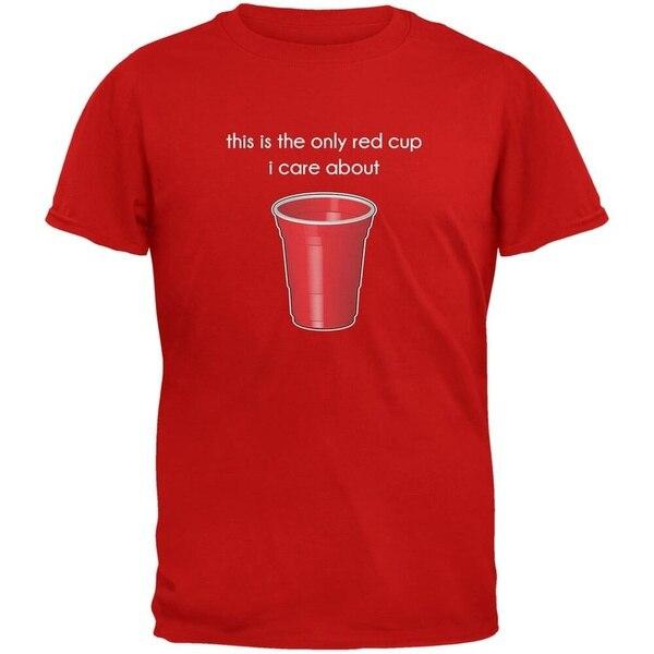 Единственный Красный Кубок, который мне дорог, красный цвет