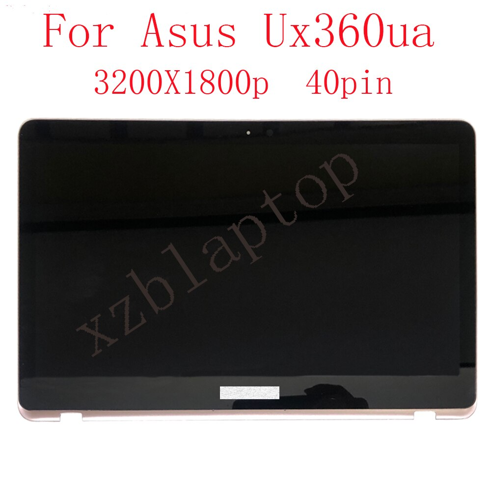 13,3-inch LCD für ASUS Lingyao ZenBook Flip UX360U UX360UA touch display screen LP133QD1-SPD2 LCD bildschirm 3200X1800 resolu